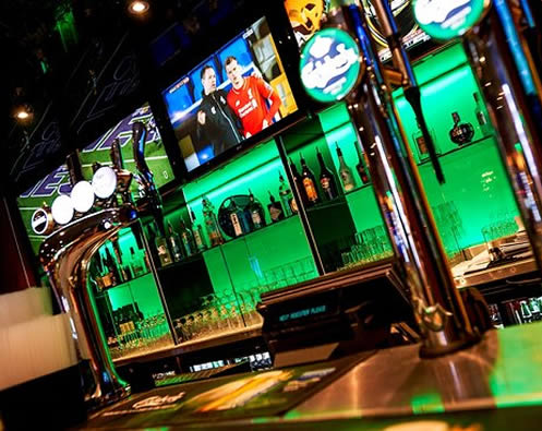 Food For Thought - Carlsberg Sports Bar