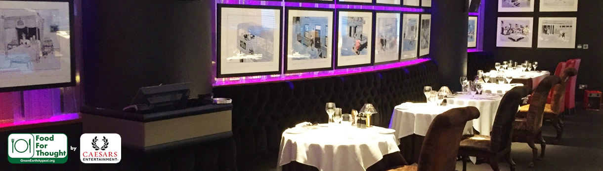 Food For Thought - Marco Pierre White Nottingham