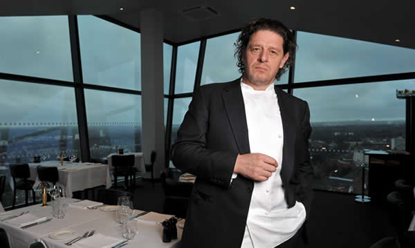 Food For Thought - Marco Pierre White Notttingham