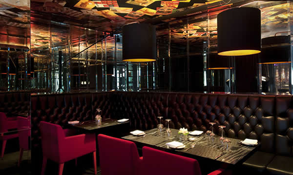 Food For Thought - The Dining Room - Playboy Club London